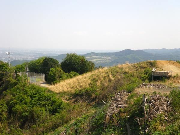 弓立山17