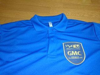 sGMCポロシャツ