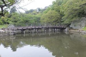 彦根城/大手門橋