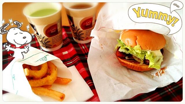 アラサーリア充が選ぶハンバーガーショップ2