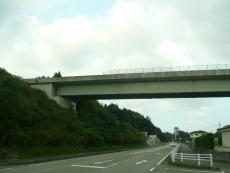 東九州道の橋脚