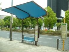 鶴見バス停