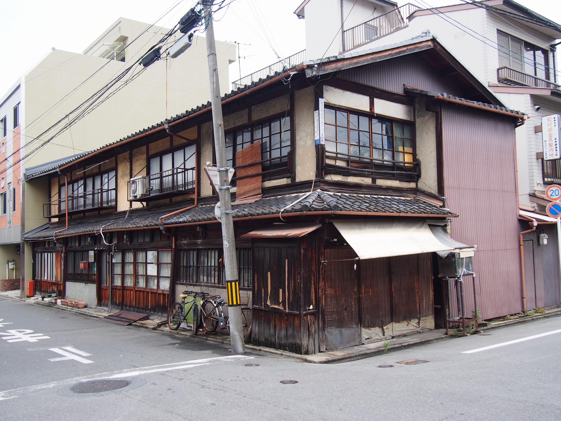 木津屋橋通堀川西入川端町