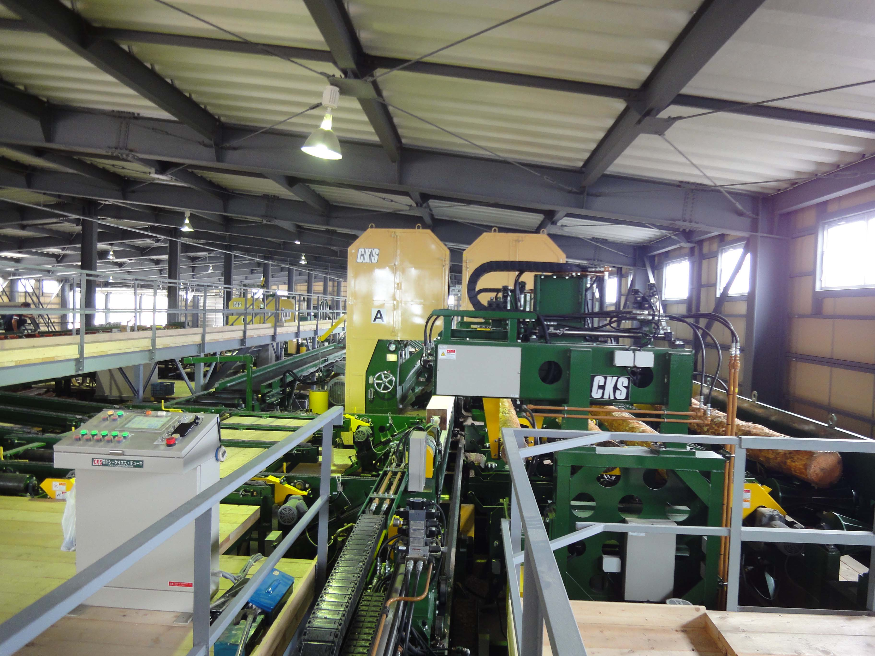 新工場稼働3