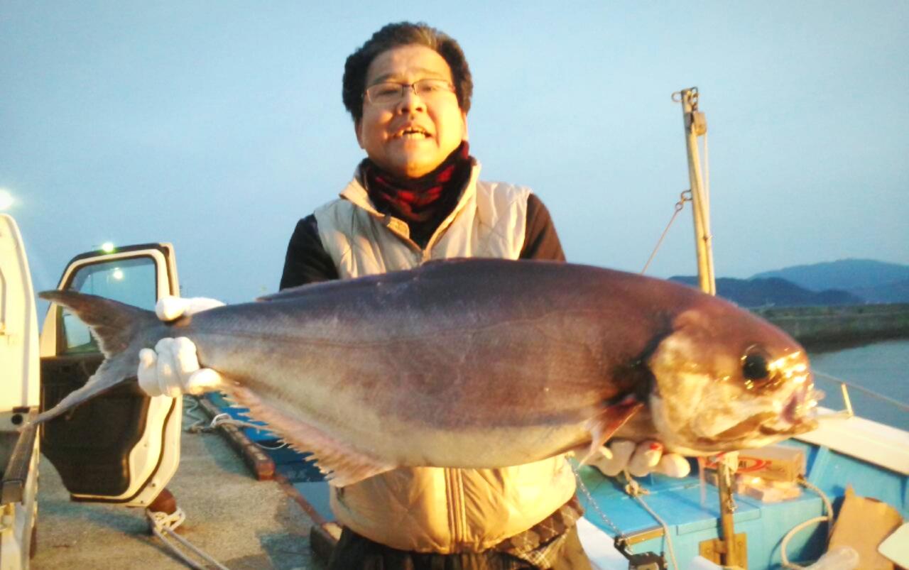 150117釣果(だるま鯛3)