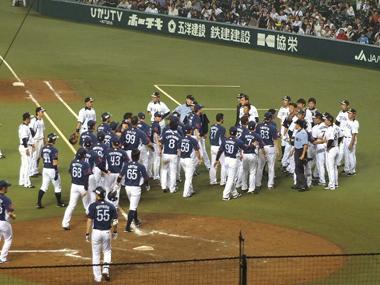 8あわや乱闘0703