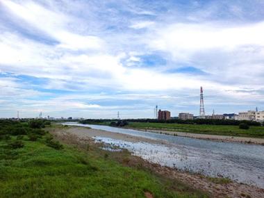 8多摩川渡河0723