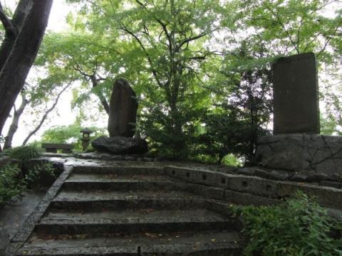 清州城古城跡碑