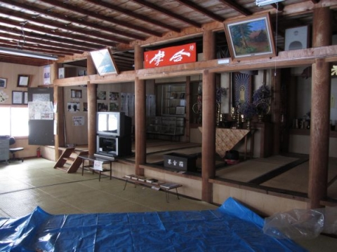 笹の墓標展示館