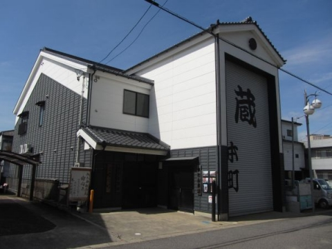 本町山車蔵
