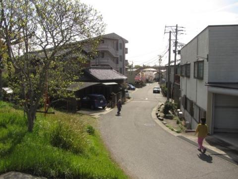 旧東海道 知立市西町