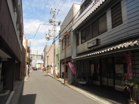 旧東海道 知立市中町