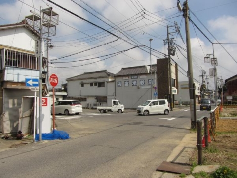 旧東海道 知立市山町
