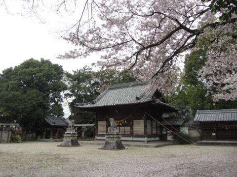 牛田八幡社