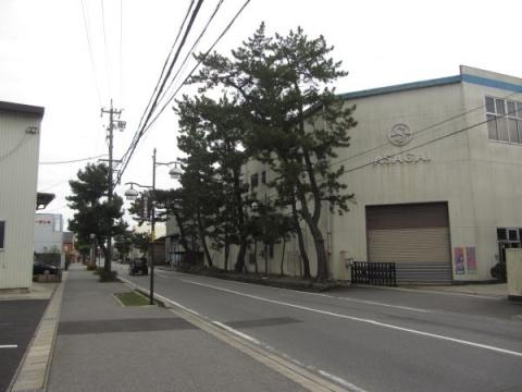 淺賀井(製)本社工場