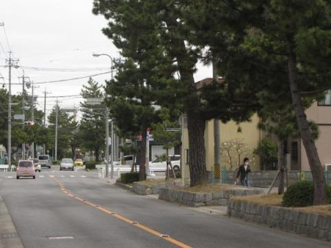 旧東海道 安城市東栄町野池