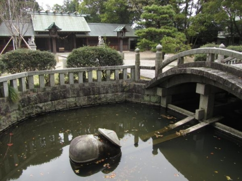 明治川神社