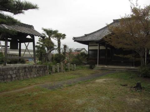 永安寺本堂