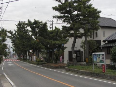 旧東海道 安城市尾崎町