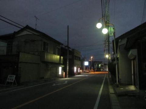 旧東海道 岡崎市矢作町