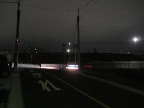 矢作一里塚跡(推定)