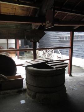 日吉丸石投の井戸