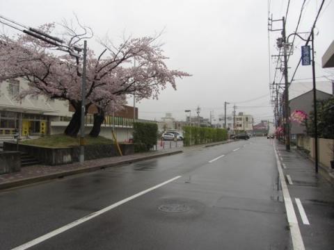 旧東海道 岡崎市若宮町