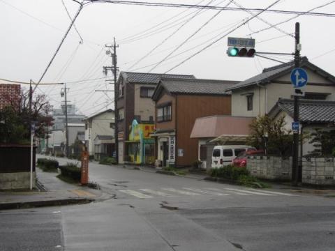 旧東海道 両町