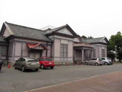 旧額田郡公会堂