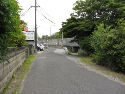 旧東海道 岡崎インター