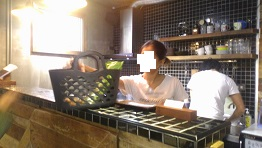カウンターキッチン