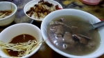 牛肉湯と肉燥飯