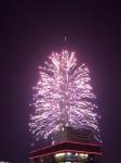 昨年の花火
