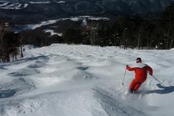 ハンタマ スキー