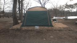 冬キャンプ2