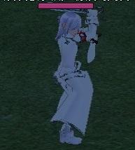 両手剣モーションカード 戦闘モード