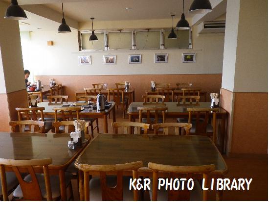 12月31日大瀬崎朝の食堂