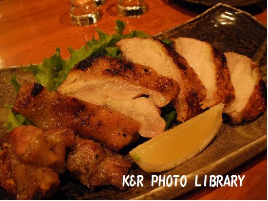 1月8日薩摩赤鶏炭火焼き