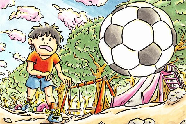 ボールと僕_2