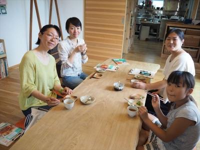 22甘酒アイスクラス試食_R