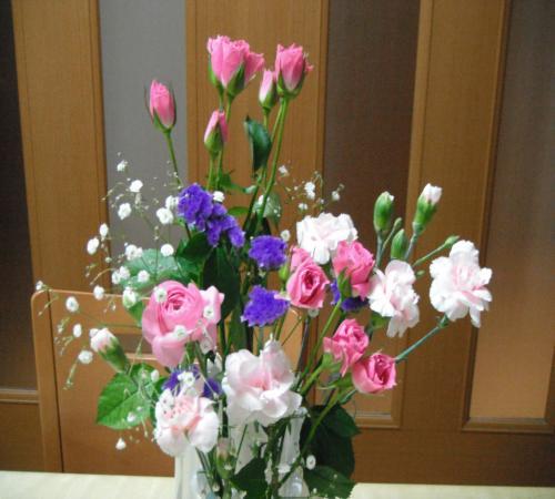 20150124生け花