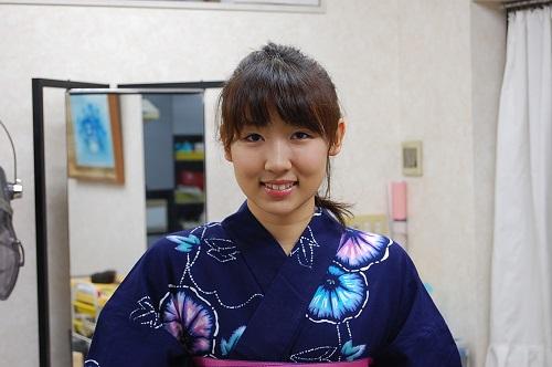 浴衣 花火大会02