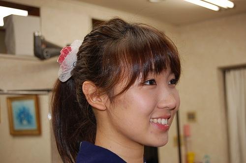 浴衣 花火大会06