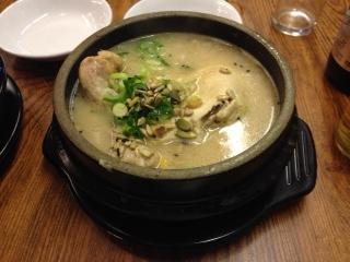 土俗村 参鶏湯