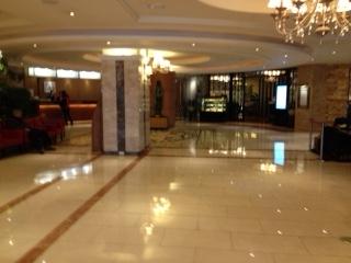パシフィックホテル ソウル ロビー