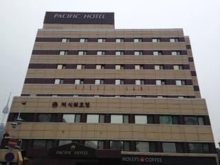 パシフィックホテル ソウル外観