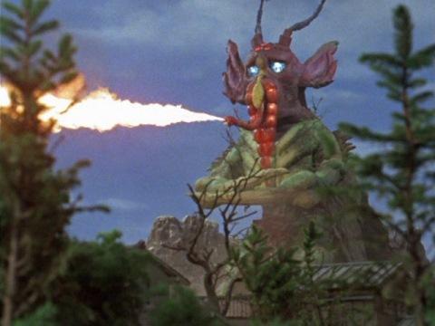 大蝉超獣 ゼミストラー