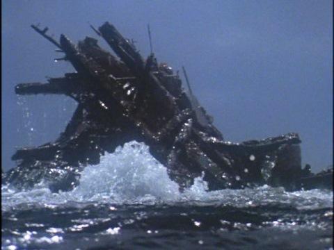 スクラップ幽霊船 バラックシップ
