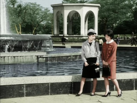 『ウルトラQ』当時の日比谷公園