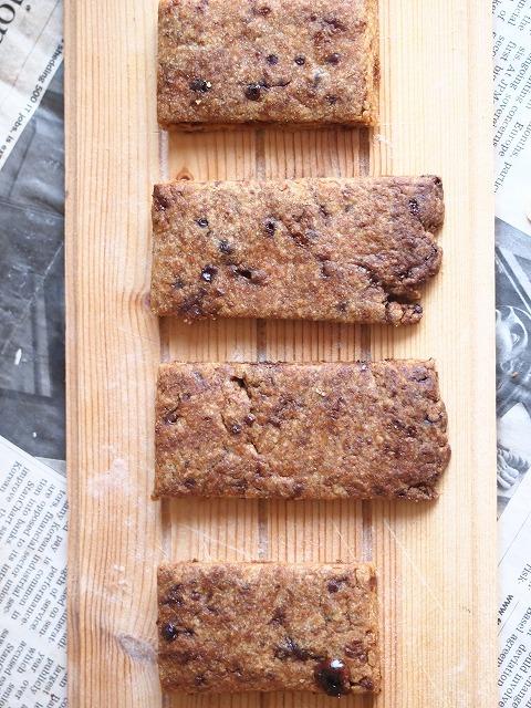 ガシガシ黒糖クッキー4